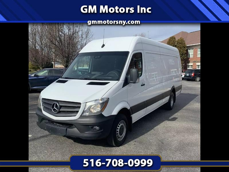 "Mercedes-Benz Sprinter Cargo Van 3500 High Roof V6 170"" RWD 2017"