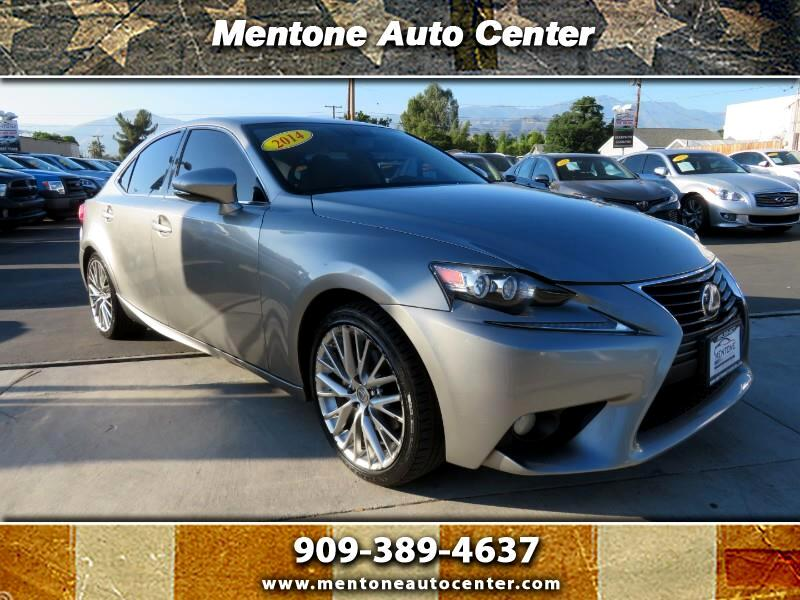 Lexus IS IS Turbo F Sport RWD 2014