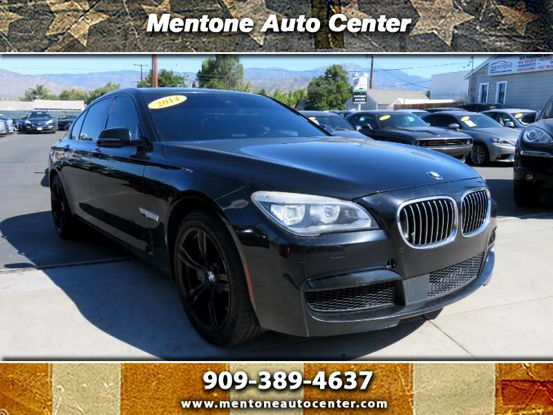 2014 BMW 7-Series 750i xDrive