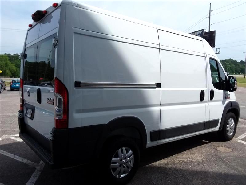 2014 RAM Promaster 2500 High Roof Tradesman 136-in. WB