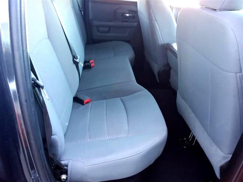 2018 RAM 1500 SLT Quad Cab 4WD