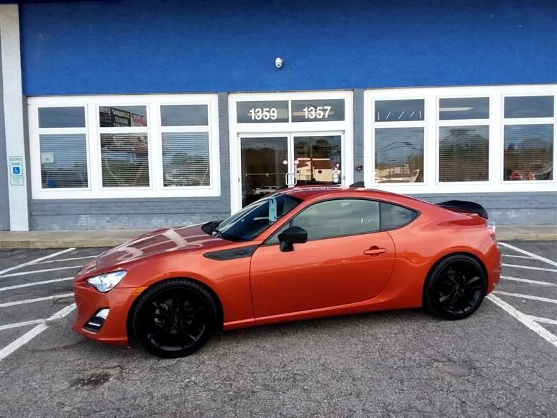 2016 Scion FR-S 6AT