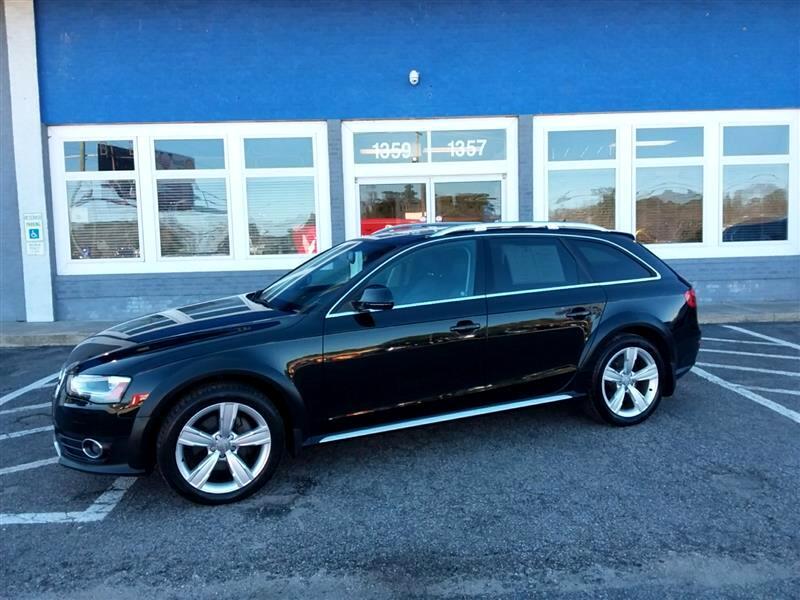 2015 Audi allroad Premium Plus quattro