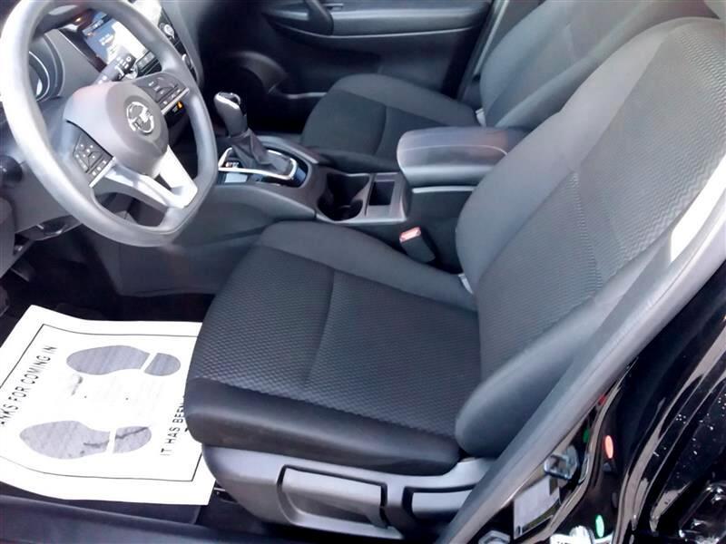 2018 Nissan Rogue Sport S AWD
