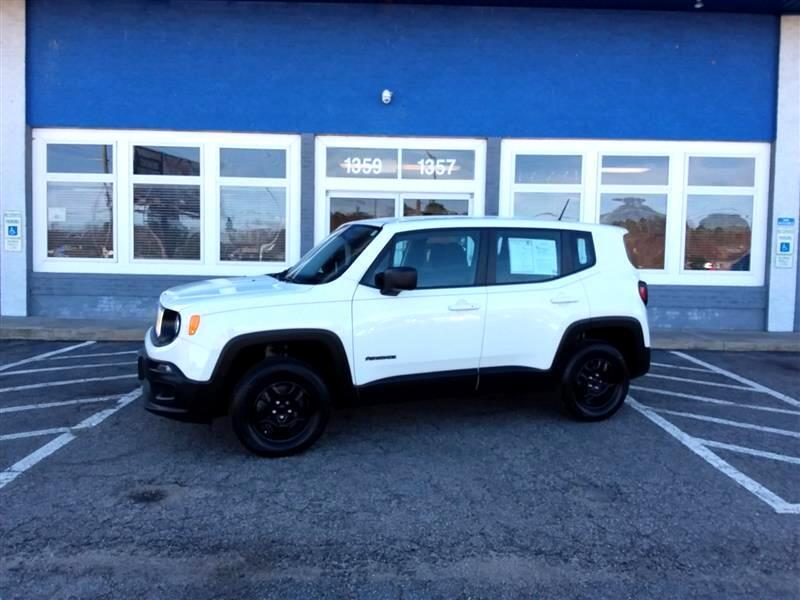 2016 Jeep Renegade Sport 4WD