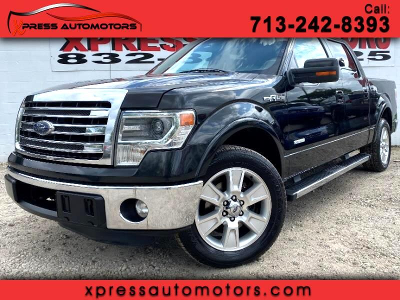"Ford F-150 2WD SuperCrew 150"" Lariat 2013"