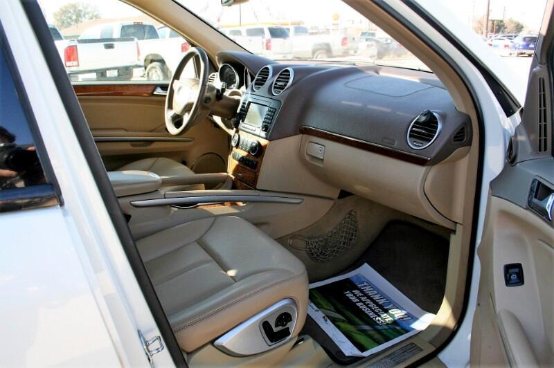 2008 Mercedes-Benz GL-Class GL450