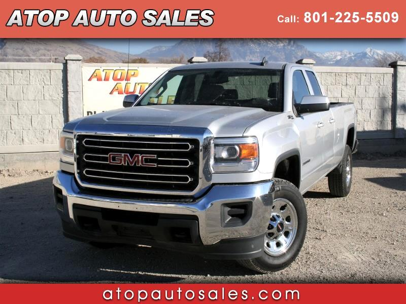2015 GMC Sierra 2500HD SLE Double Cab 4WD