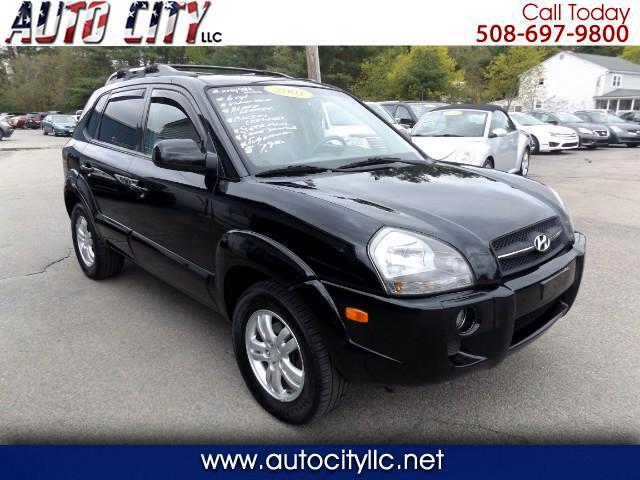 2007 Hyundai Tucson Limited 2.7 4WD