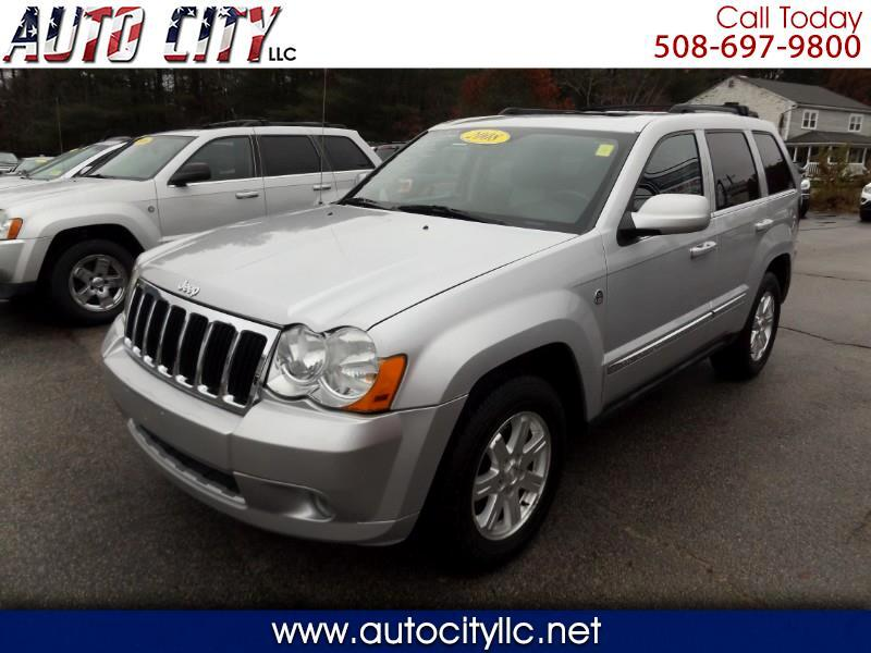 2008 Jeep Grand Cherokee HEMI LIMITED 4WD