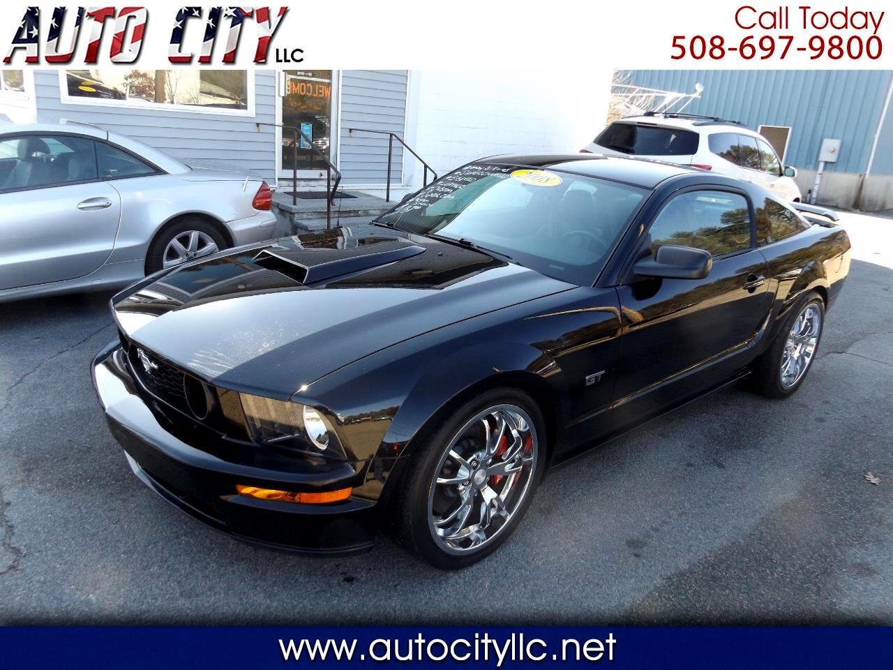 2008 Ford Mustang 2dr Cpe GT Premium
