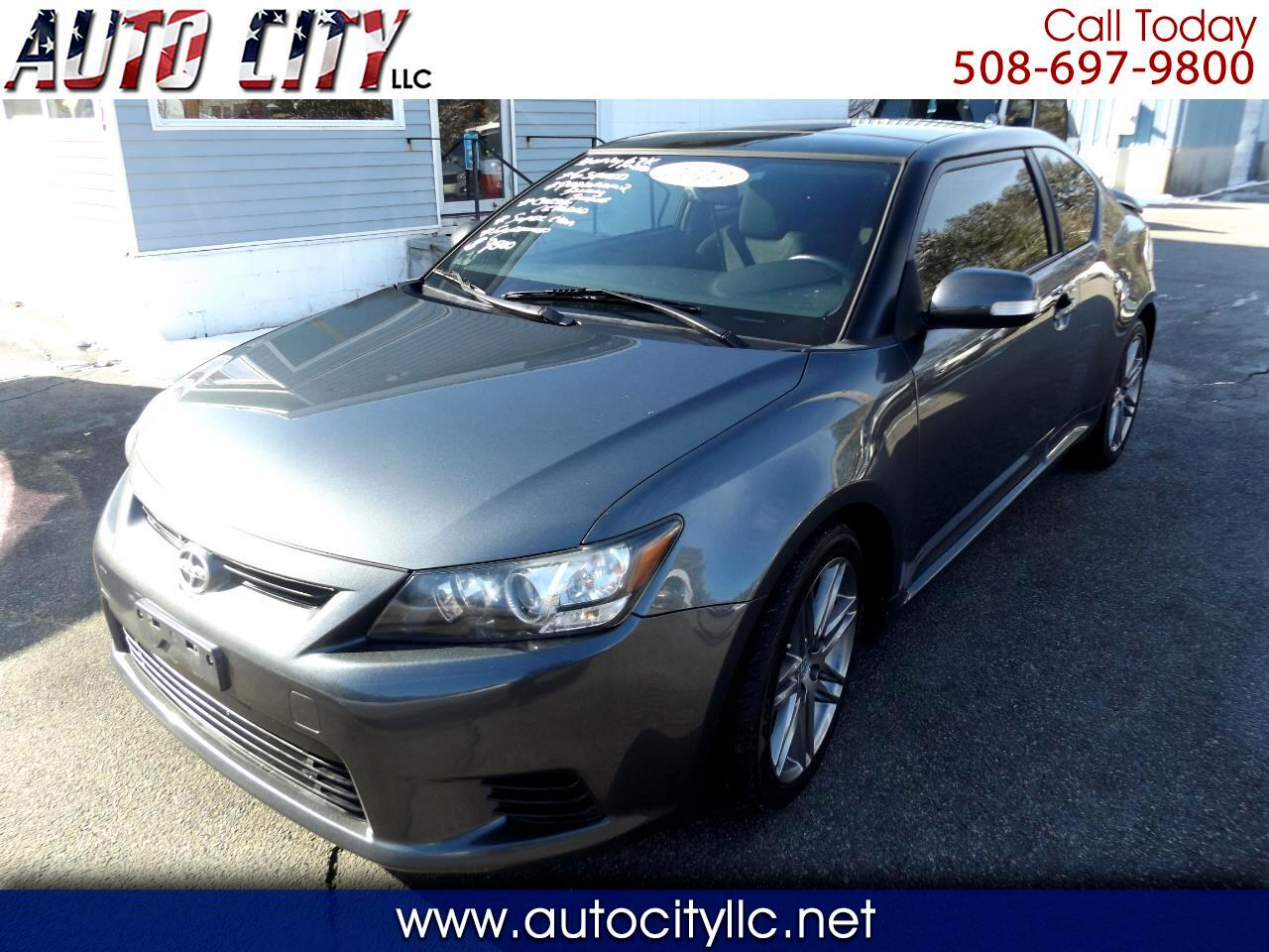 2013 Scion tC Sports Coupe 6-Spd MT