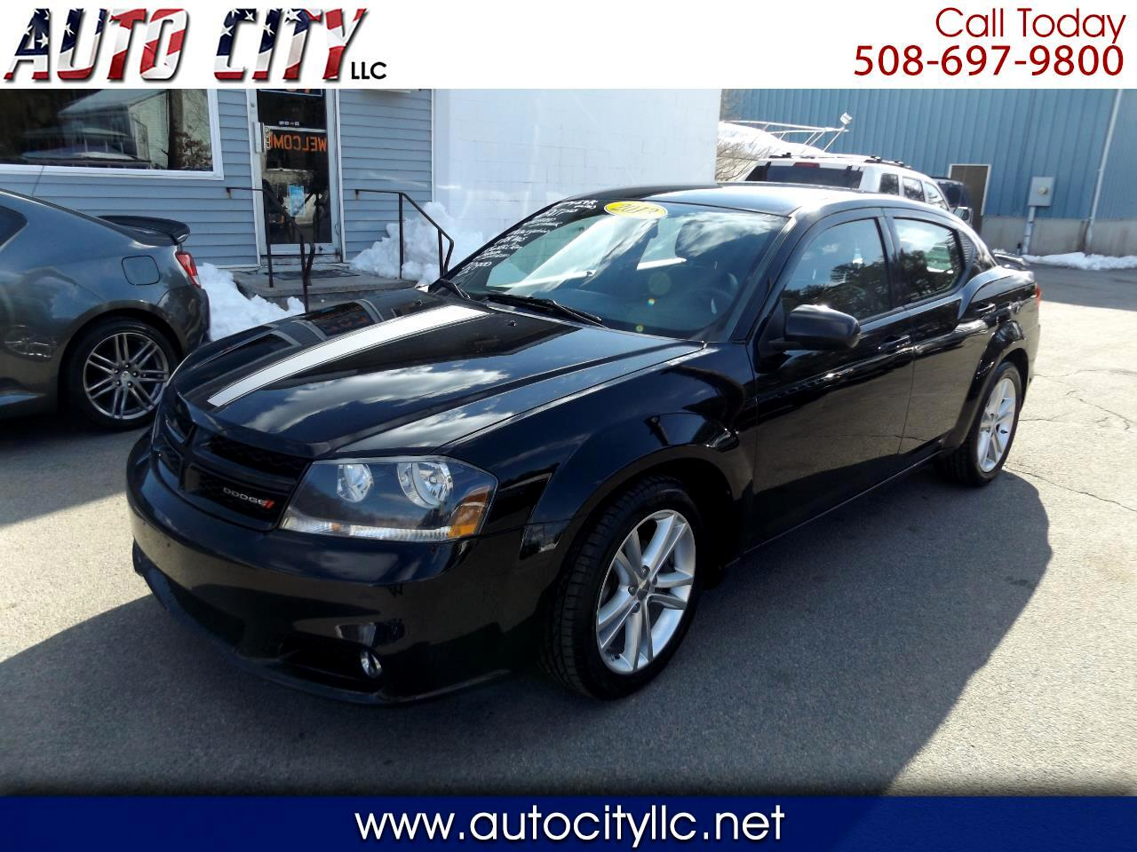2013 Dodge Avenger SXT PLUS