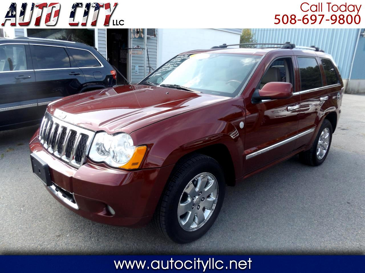 Jeep Grand Cherokee Overland 4WD 2009