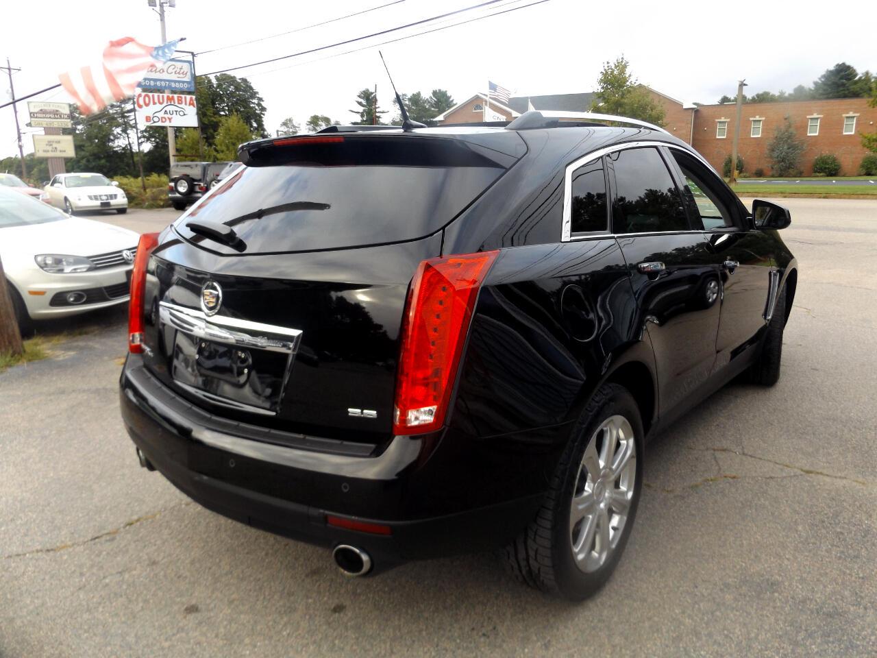 Cadillac SRX AWD Performance Collection 2013