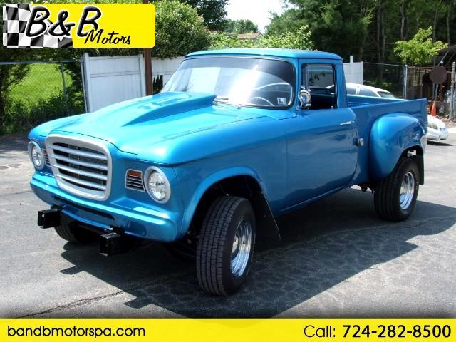 1963 Studebaker Champion 112