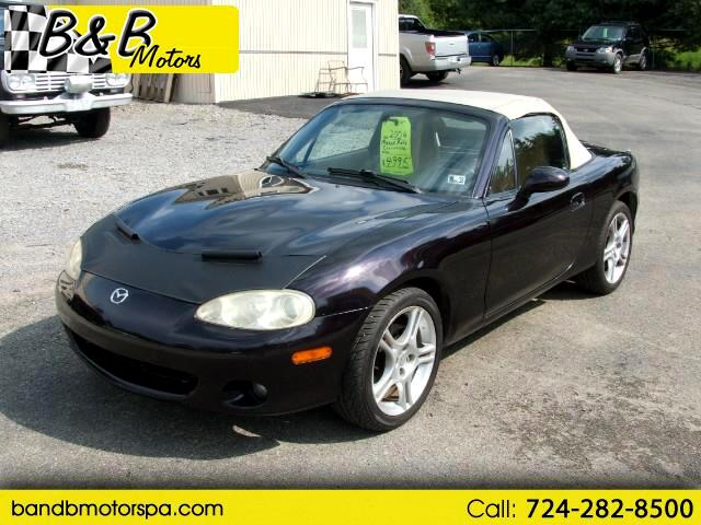 2004 Mazda MX-5 Miata Base