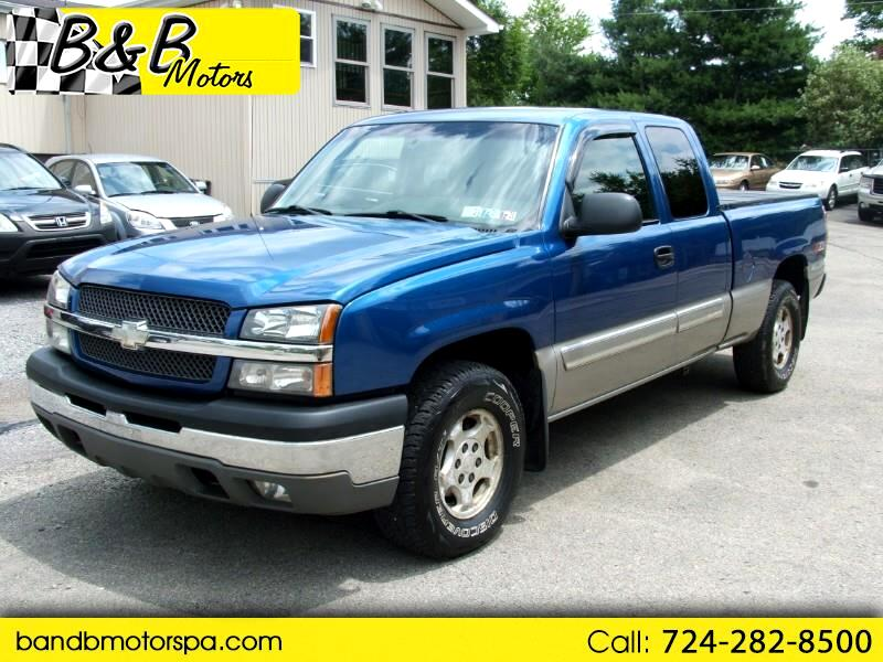 2003 Chevrolet Silverado 1500 LT1 Ext. Cab Short Bed 4WD