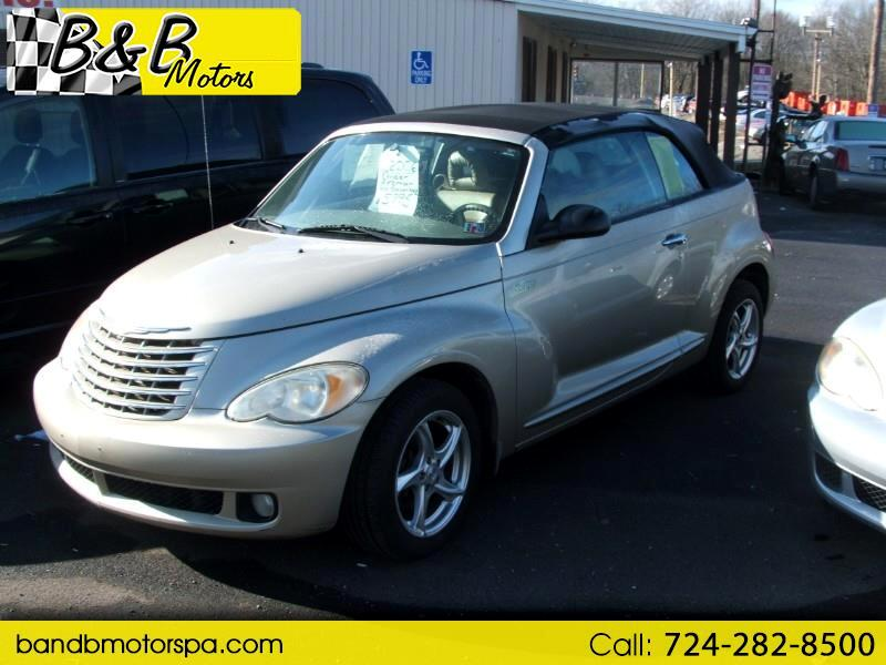 Chrysler PT Cruiser Touring Convertible 2006