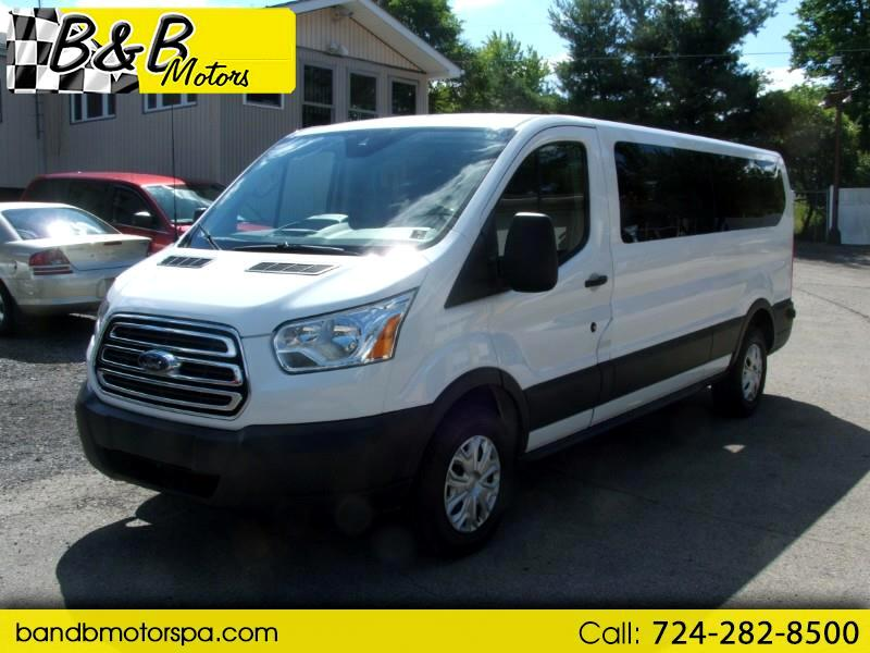 Ford Transit 350 Wagon Low Roof XLT 60/40 Pass. 148-in. WB 2015