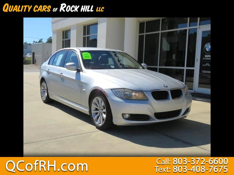 2011 BMW 3 Series 4dr Sdn 328i RWD South Africa