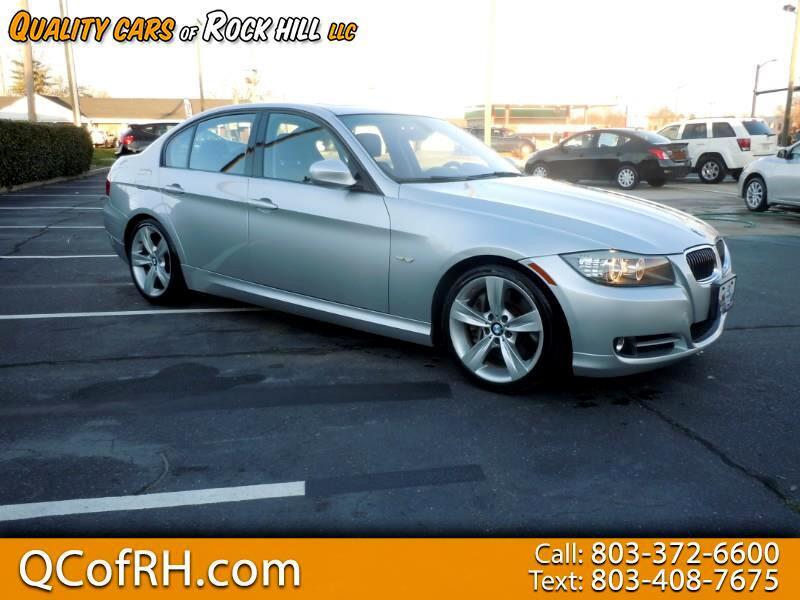2010 BMW 3 Series 4dr Sdn 335i RWD
