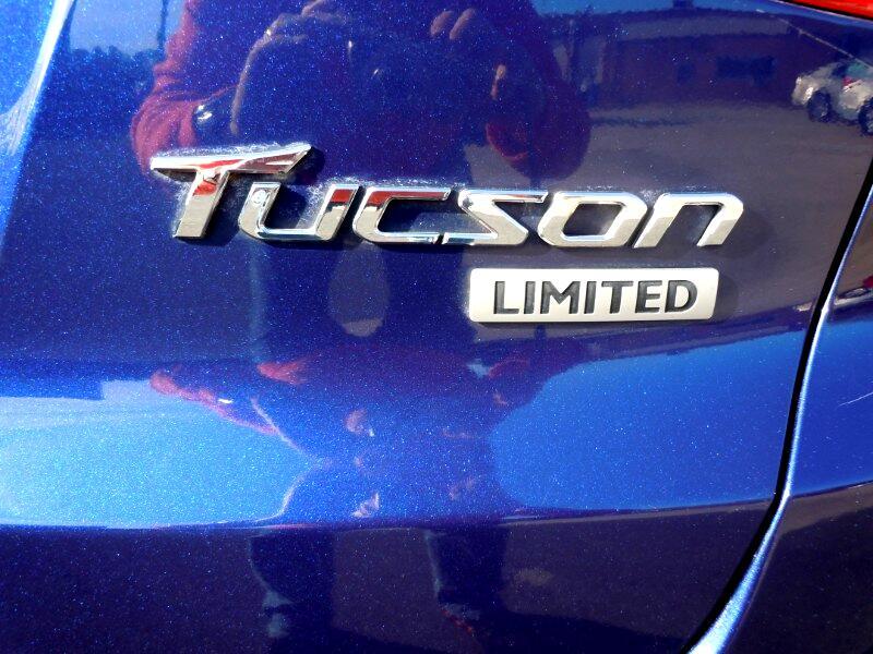 2011 Hyundai Tucson FWD 4dr Auto Limited