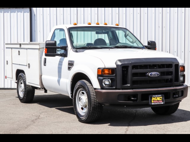 2010 Ford F-350 SD XL 2WD