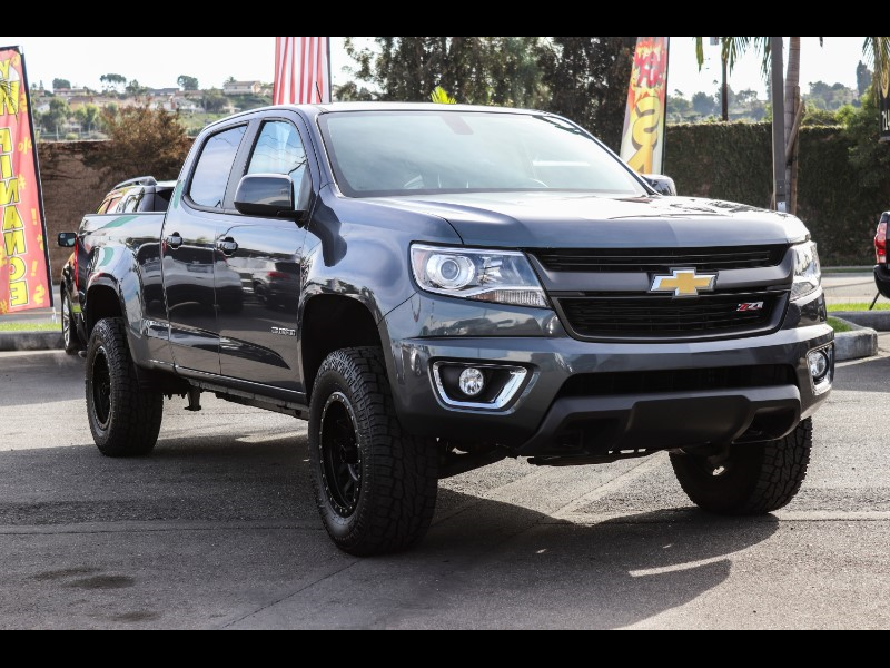 2015 Chevrolet Colorado Z71 Crew Cab 2WD Long Box