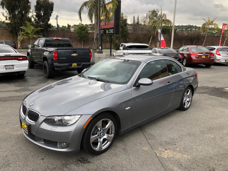 2009 BMW 3-Series 328i Convertible - SULEV