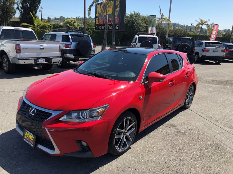 2015 Lexus CT 200h Base