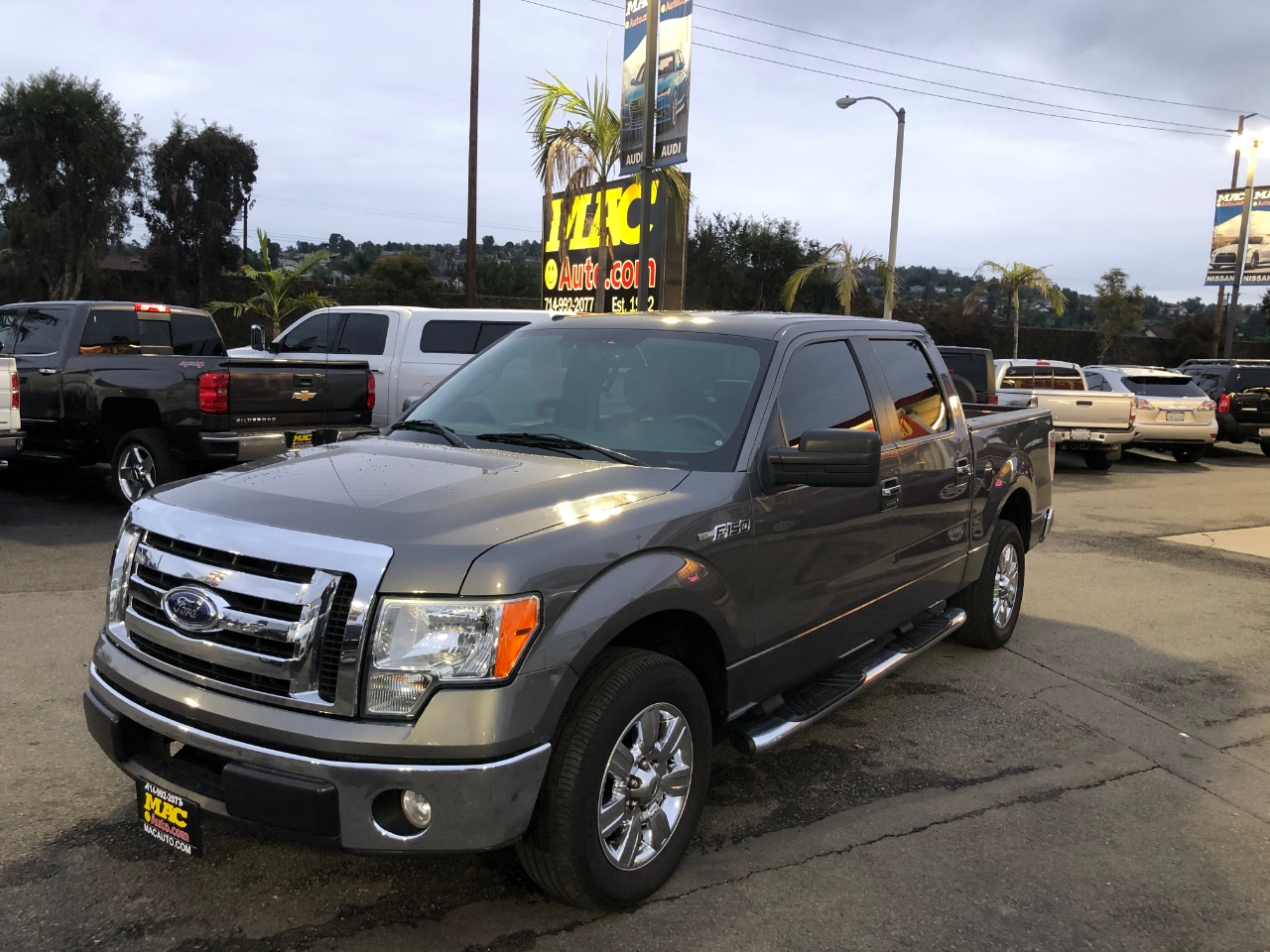 Ford F-150 XLT SuperCrew 5.5-ft. Bed 2WD 2009