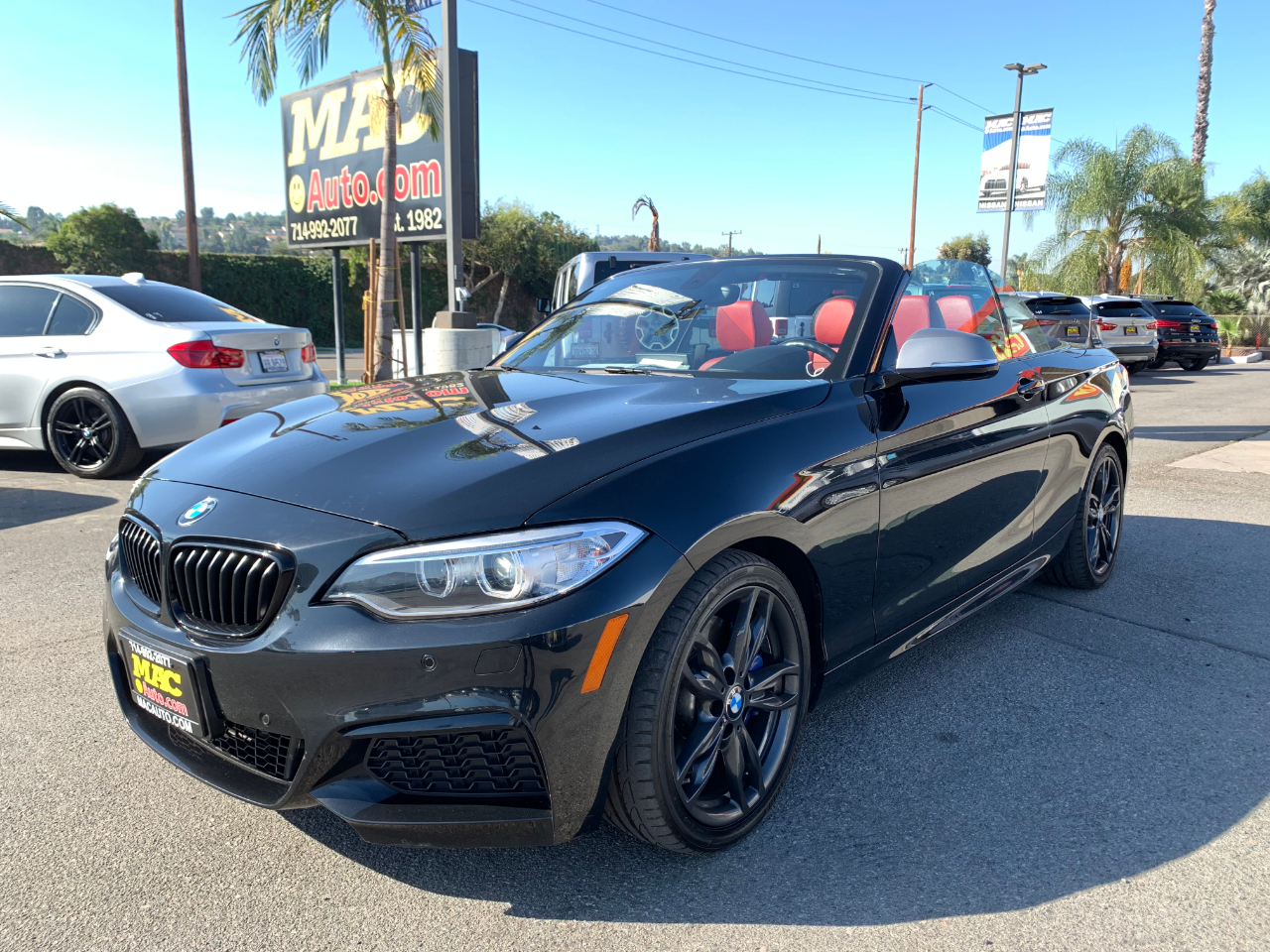 BMW 2-Series M240i Convertible 2017