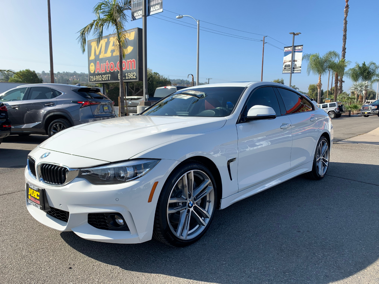 BMW 4-Series Gran Coupe 430i 2018