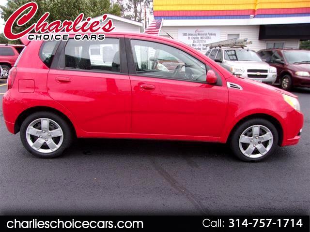 2011 Chevrolet Aveo5 2LT