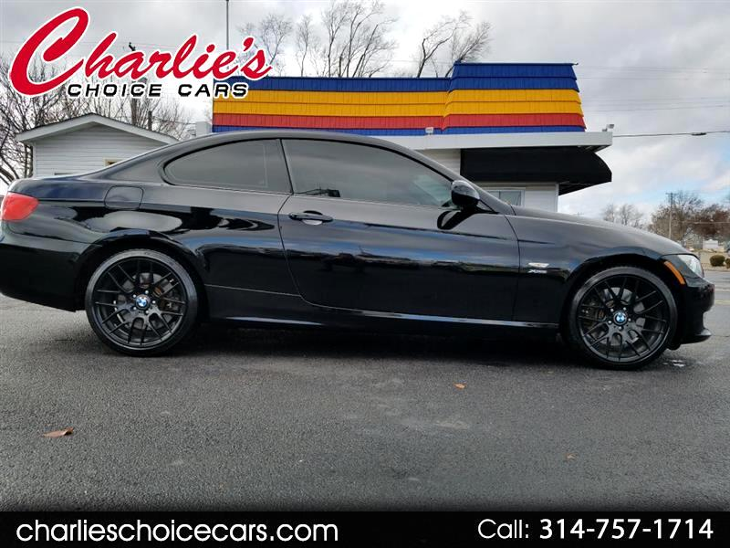 2011 BMW 3-Series 335i xDrive Coupe