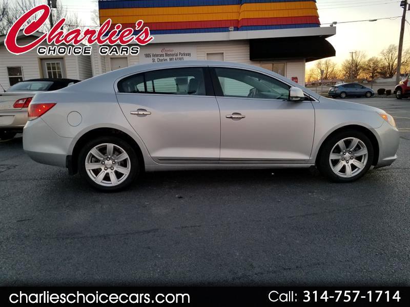 2011 Buick LaCrosse CXL AWD