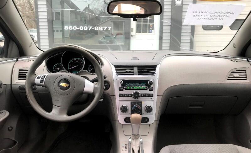 2012 Chevrolet Malibu 4dr Sdn