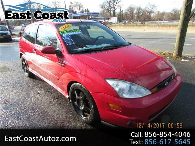 2003 Ford Focus ZX3 SVT