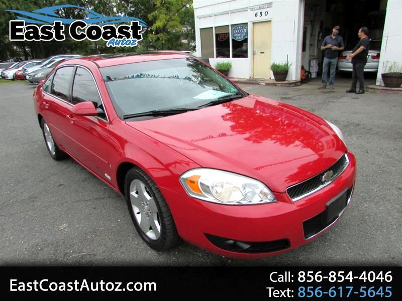 2008 Impala Ss For Sale >> Used 2008 Chevrolet Impala Ss For Sale In Oaklyn Nj 08107