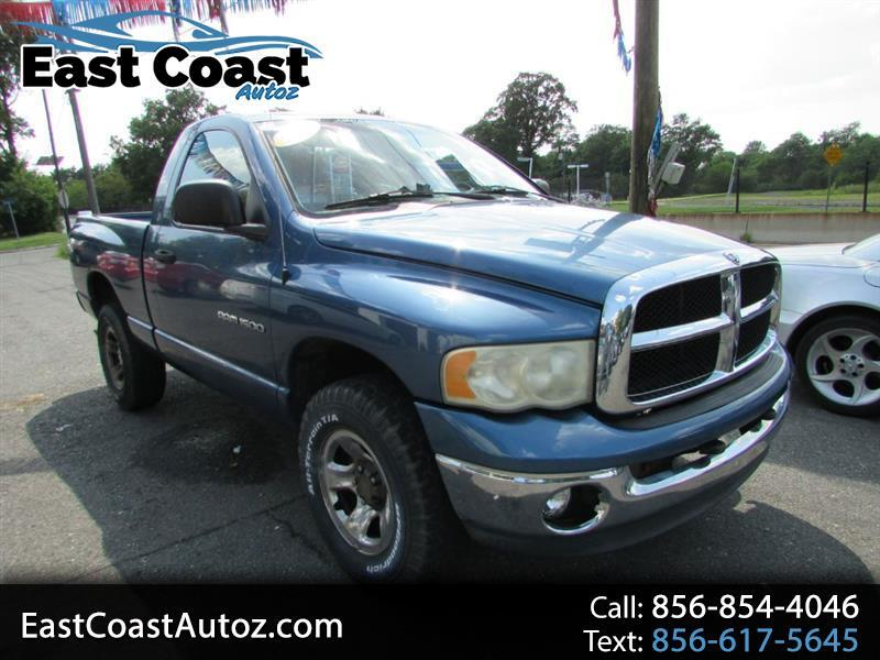 Dodge Ram Truck Bed For Sale >> Used 2003 Dodge Ram 1500 St Long Bed 4wd For Sale In Oaklyn