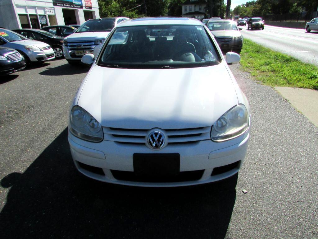 2008 Volkswagen Rabbit 4dr HB Auto S