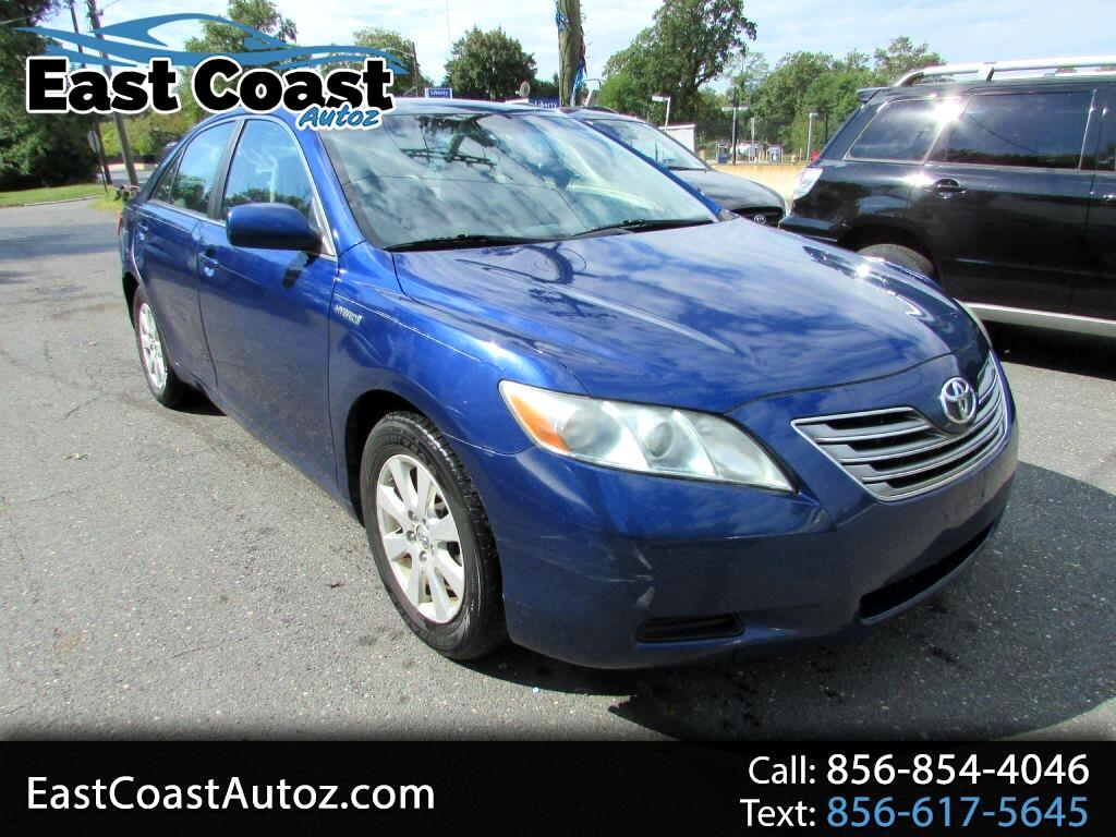 Toyota Camry 4dr Sdn (Natl) 2008