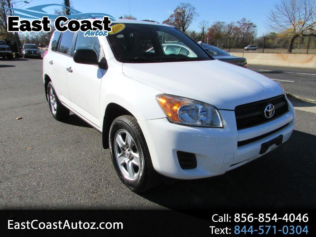 Toyota RAV4 4WD 4dr 4-cyl 4-Spd AT (Natl) 2009