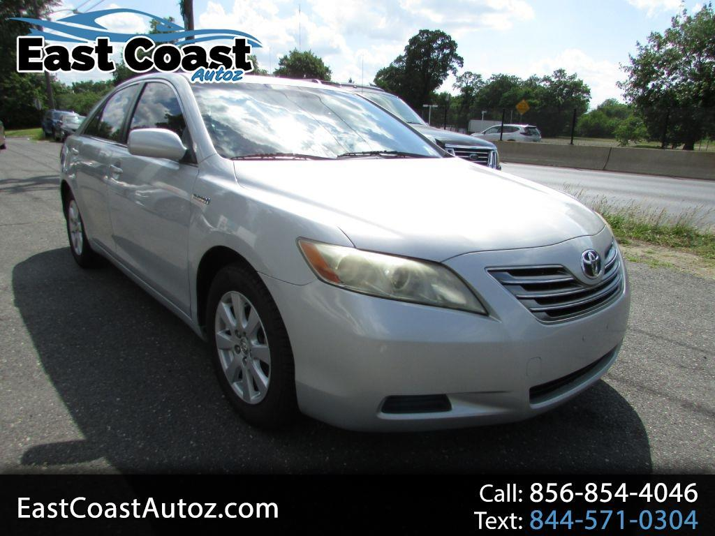 Toyota Camry 4dr Sdn (Natl) 2007