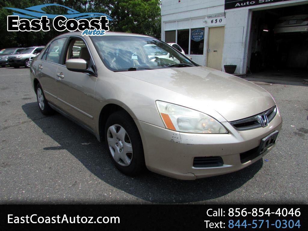 Honda Accord LX AT 2006