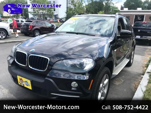 2009 BMW X5 X5 4dr AWD 3.0i