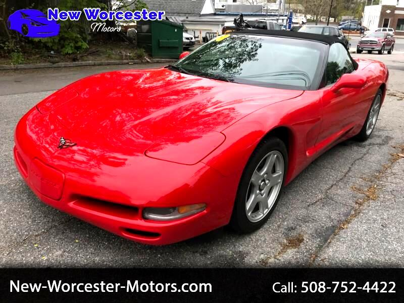 1998 Chevrolet Corvette 1LT Convertible