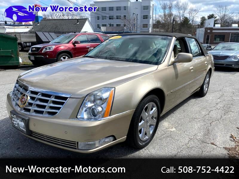 Cadillac DTS 4dr Sdn Premium Collection 2006
