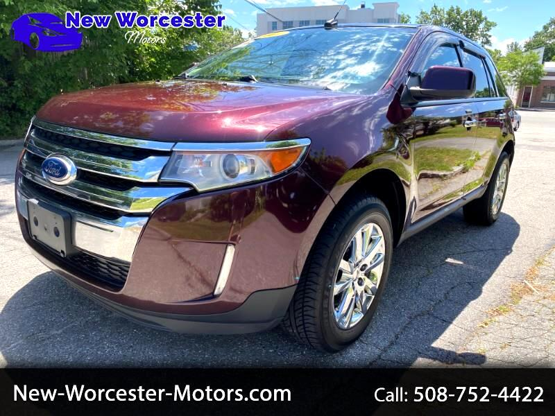 Ford Edge SEL AWD 2011